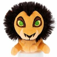 TAKARA TOMY Disney Plush Stuffed  Soft Chokkori The Lion King Scar Mocchi Toy