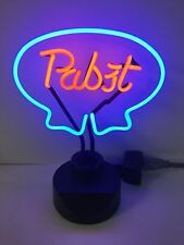 "Pabst Blue Ribbon Pbr Back Bar Neon Light Sign New Fs Authentic Pbr 13"" X 10.5"""