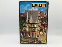 Faller HO B-936 Building Kit - German Town Hall (Alsfield 1512)