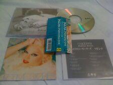 MADONNA / bedtime stories / JAPAN LTD CD OBI