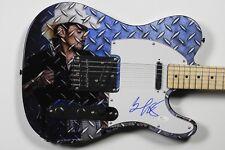 Brad Paisley Autograph Signed Guitar Fender JSA COA Squire Telecaster
