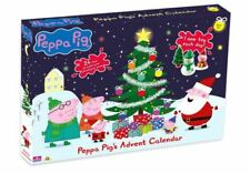 PEPPA PIG TOYS 24 DAYS CHRISTMAS ADVENT CALENDAR