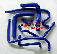 Blue silicone heater radiator hose kit for HOLDEN VN VP VR VS V8 5.0L SS 304