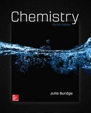 Chemistry by Julia Burdge (2016, Hardcover)