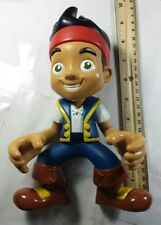 Jake And the Neverland Pirates 9 Inch Jake Toy Used Loose