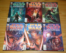 Star Wars: Dark Force Rising #1-6 VF/NM complete series based on timothy zahn