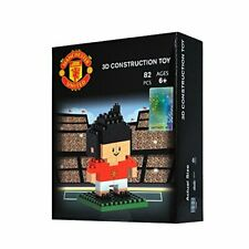 BRXLZ Manchester United FC Mini Player 87 Piece 3D Construction Toy