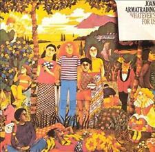 Joan Armatrading - Whatever's For Us (NEW CD)