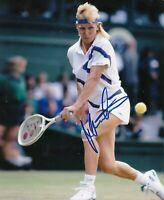 Martina Navratilova Autographed Signed 8x10 Photo REPRINT