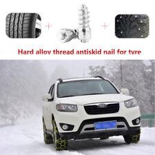 100 Pcs 12mm Car SUV ATV Anti-Slip Screw Spin Wheel Socket Snow Tire Spikes Trim