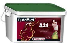 NutriBird A21, 3 kg, Handaufzuchtfutter für alle Babyvögel