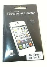 Professional LCD Screen Guard for iPhone 4G - Ships Today!