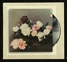 Power Corruption & Lies (New Order) self-adhesive 2010 stamp