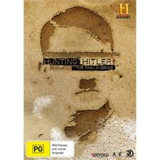 Hunting Hitler: The Final Evidence DVD R4 New Sealed