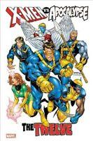 X-men Vs. Apocalypse - the Twelve Omnibus, Hardcover by Davis, Alan; Kavanagh...