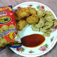 Fish Cracker Snack - Seameq (With Sauce)
