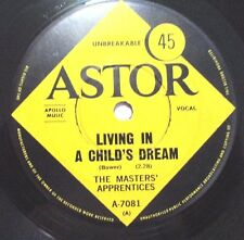 MASTERS APPRENTICES - LIVING IN A CHILD'S DREAM - AUSSIE 1967 -PSYCH