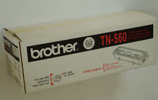 GENUINE BROTHER TN560 BLACK TONER SEALED OEM BOX TN-560 HL1650 HL1670n NOS