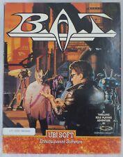 B.A.T. Ubisoft BAT RPG, IBM PC 3.5 Disk