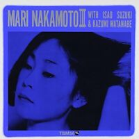 Mari Nakamoto III MARI NAKAMOTO III CD New from Japan