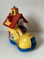 Matchbox Play Boot Shoe School House 1983 Vintage / Retro Toy Kids Nostalgia