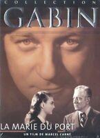 DVD : La marie du port - Gabin - NEUF ***
