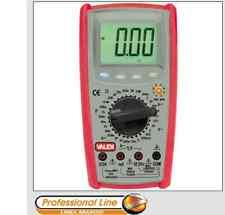TESTER DIGITALE P10000 Linea Arancio Valex Professionale scala 1800157
