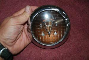 1951, 52, 53 Hudson Hornet Steering Wheel Horn Button Good Original