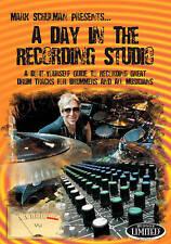 Mark Schulman: A Day in the Recording Studio (DVD, 2010)