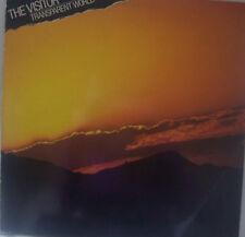 El Visitante-Transparente mundo ~ Vinyl Lp + Insert