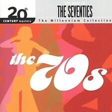 The Best of the 70s: 20th Century Master CD