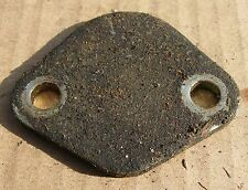 Toyota Pickup 4Runner Celica Corona Fuel Pump Drive Block Off Plate 20R 22R 22RE