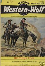 Western-Wolf Nr. 051 ***Zustand 1-***