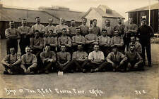 Cooden Military Camp. Boys of the RGA 26/9/16 # 8.