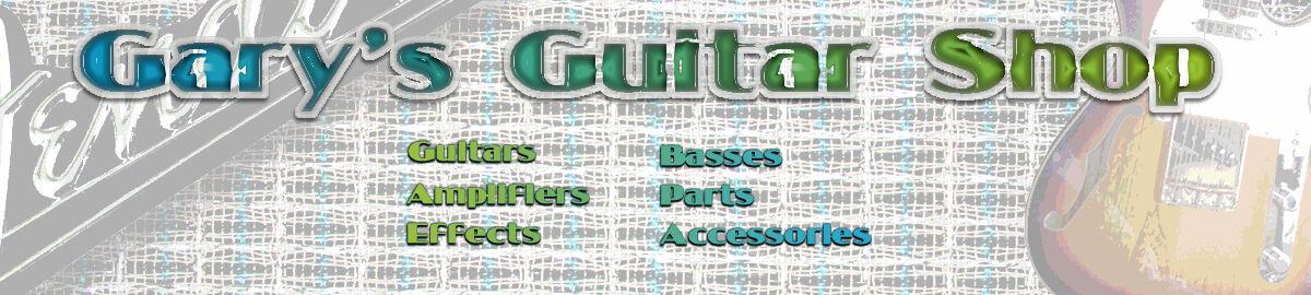 Garys Guitar Shop