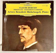 Debussy Arturo Benedetti Michelangeli Images I/II Childrens Corner LP