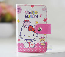 Hello kitty credit card holder ebay cute hello kitty pu id credit card id card holder business cards case 18 holders reheart Images
