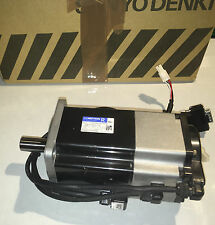 750 vatios sanyo Denki motor cinemático r2aa08075fcp00m CNC