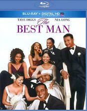 The Best Man (Blu-ray Disc, 2013, Includes Digital Copy UltraViolet)