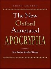 The New Oxford Annotated Bible, New Revised Standard Version, Third Edition
