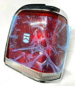 (1) NEW OEM FORD 1988-1991 FORD CROWN VICTORIA RH TAIL LIGHT LENS RARE FIND!!