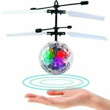 Toys for Boys Girls Flying Ball Led Cool Xmas Gifts For 5 - 11 Year Old Age Gift