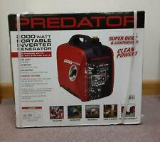 New in Box Predator 62523 2000W Portable Inverter Generator Free Shipping