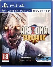 Arizona Sunshine VR | PlayStation 4 PS4 VR PSVR New