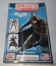BANDAI SPRUKITS BATMAN THE DARK KNIGHT RISES FIGURE MODEL KIT NEW DAMAGED BOX