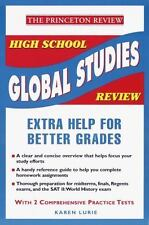 High School Global Studies Review (Review Smart)