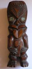 New Zealand Maori Hand Tekoteko
