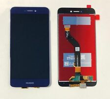 """NEW Huawei P8 LITE 2017 5.2"""" PRA-LX1 Touch Digitizer LCD Screen Assembly Blue"""
