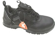 Goliath DLPM1011 Black Safety Work Shoes With Metal Free Toe Cap UK 8 SP1