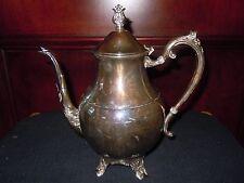 F B Rogers Silver Co trademark 1883 Coffee/Tea pot